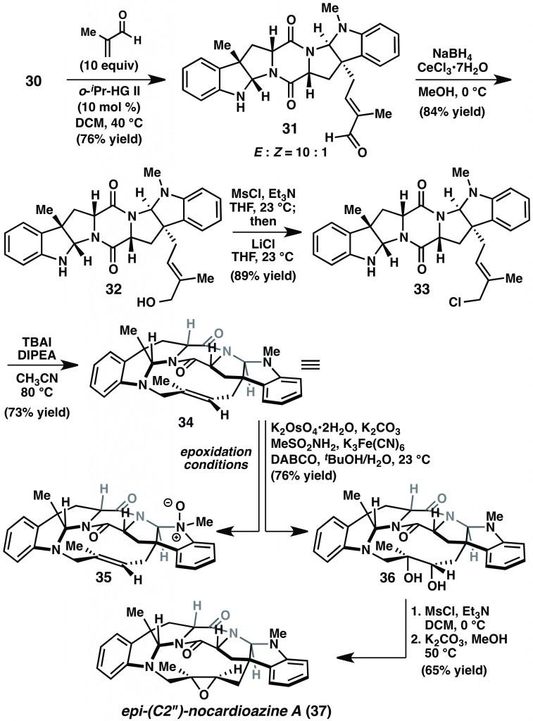 Scheme 4. Angew. Chem. Int. Ed. 2014, 53, 6206-6210.